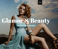 Fashion Wordpress Website (With Demo Content)