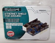 Velleman VMA04 Ethernet Shield For Arduino - Factory Assembled Version - New