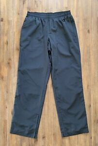 CHAMPION Size 12 Black Basic Trackpants Women's JAN34