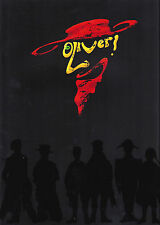 "Robert Lindsay ""OLIVER"" Patsy Rowlands / Lionel Bart '96 London Souvenir Program"