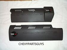 94-96 Corvette Camaro LT1 & LT4 Engine Fuel Rail covers OEM GM 10208794 10208795