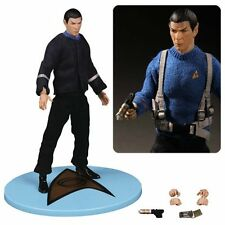 "MEZCO One:12 Collective MR. SPOCK ""The Cage"" Variant Star Trek Action Figure"