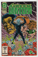 Green Lantern #8 (Jan 1991, DC) Gerard Jones Pat Broderick