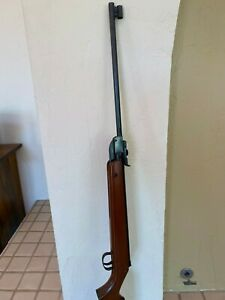 RWS Diana 28 Model air rifle.  This is a crack barrel .177 caliber rifle