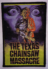 PATCH -The Texas Chainsaw Massacre / Leatherface- woven patch - HORROR, slasher