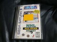 Sega Saturn NHL Hockey Game NEW SEALED