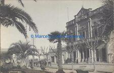 ARGENTINA AZUL TEATRO ESPAÑOL REAL PHOTO LA MASCOTA 1918