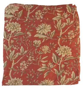 Ralph Lauren VILLA CAMELIA Floral Coral Duvet Cover ~ Full/Queen Discontinued
