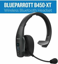VXI Blue Parrot B450-XT Wireless Noise Canceling Bluetooth Headset (NO EAR PAD)