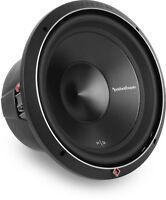 "NEW ROCKFORD FOSGATE P3D412 12"" 1200 Watt Dual 4-Ohm DVC Car Audio Subwoofer Sub"