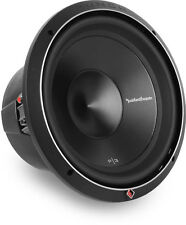 "Rockford Fosgate 1200W PUNCH P3D4-12 12"" P3 Dual 4 ohm Car Subwoofer"