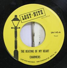 Rock 45 Charmers - The Beating Of My Heart / Why Does It Have To Be Me On Lost-N