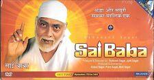 SAI BABA - SET 2 - RAMANAND SAGAR - TV SERIAL Of  6 BRAND NEW  DVDs SET
