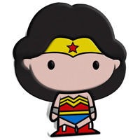 Chibi™ Coin Collection DC Comics Series – WONDER WOMAN™ 1oz Silver Coin