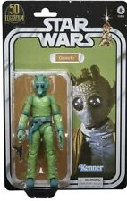 "STAR WARS THE BLACK SERIES LUCASFILM 50TH ANNIVERSARY GREEDO 6"" ACTION FIGURE"