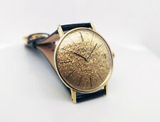 Eterna-Matic 3000 Self-Perpetual Watch 18KT Yellow Gold Cal.1466