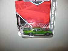 A = 2011 Hot Wheels Garage Series = 1969 Coronet Super Bee = '69 Dodge