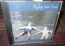 EVA SELHUB: RELAX INTO LOVE AUDIO CD, GUIDED MEDITATION, HOLISTIC APPROACH, GUC