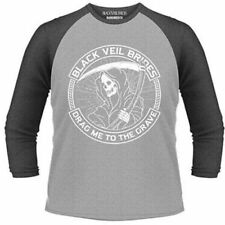 Long Sleeve Graphic Tee Baseball T-Shirts for Men