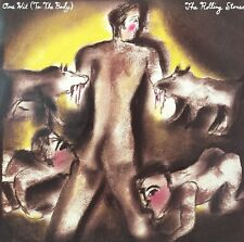 ROLLING STONES One Hit To The Body 12' EP Single Excellent Condition
