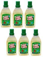 6 x Dri-PAK fiocchi di sapone liquido 750 ml sapone puro senza aggiunta FRAGRANZE PROFUMI