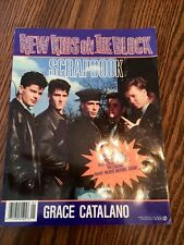 New Kids On The Block 1990 Scrapbook 75+ Photos!