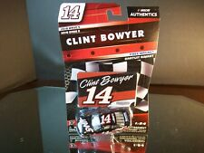 Clint Bowyer #14 HAAS CNC Wave 5 2018 Ford Fusion Lionel 1:64