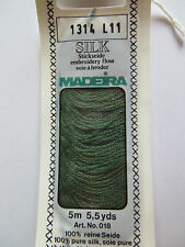Madeira Silk Floss Art. 018 - 1314 L11
