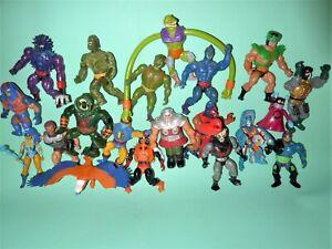 MASTERS OF UNIVERSE 25x Figuren