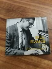 Bill Evans Time Remembered CD Rare 8 Pieces Trio Excellent Used Italy 1969