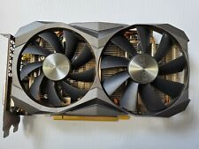 ZOTAC ZT-P10710G-10P GeForce GTX 1070 Ti DirectX 12 8GB Mini Video Card