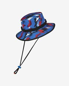 Nike Air Jordan PARIS SAINT GERMAIN Bucket Hat Hyper Cobalt Size M/L CT6398 480
