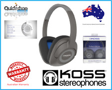 Koss BT539i Wireless Headphones  Bluetooth Foldable Black