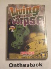 MANGA: Hino Horror Vol. 5: Living Corpse by Hideshi Hino (2004, Paperback)