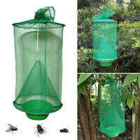 Fly Trap - Reusable Fly Catcher Killer Cage Net Trap Pest Bug Catch