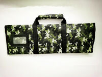 22 Pocket Chef Knife Bag Case Cutlery School Chef Knife Roll Bag Strap Wallet
