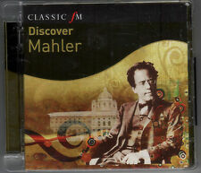 DISCOVER MAHLER - CLASSIC FM CD (2010) RICCARDO CHAILLY, BRIGITTE FASSBAENDER ++