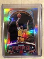 2019-20 Panini Chronicles Marquee ANTHONY DAVIS Bronze Parallel Lakers #260