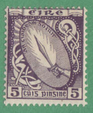 Ireland #72 mint 5d Sword 1922 wmk 44 SE cv $22.50