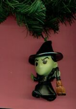 Wizard of Oz Wicked Witch McDonalds custom theme Christmas tree ornament LOOK