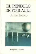 El Péndulo de Foucault - Umberto Eco