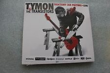 Tymon & The Transistors - Skaczemy jak Pacynki - Live CD NEW SEALED