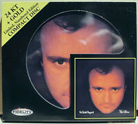 AUDIO FIDELITY GOLD CD AFZ-102: PHIL COLLINS - No Jacket Required - 2011 USA NM