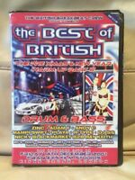 Best Of British Pre Xmas & New Year Warm Up 3 2001 Drum & Bass Rave Tape 8 Pack