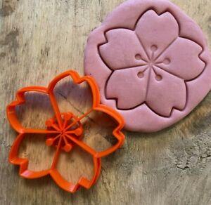 Cherry Blossom cookie cutter, biscuit cutter, flower, sakura, plant