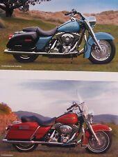2007 Harley Davidson BIG Prestige Brochure, Softail Sportster Dyna VRSC Touring