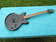 New listing Ibanez Gio Guitar Black Non Trem China Plays Well Clean Shape no reserv