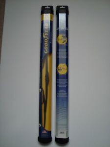 Pair of GOODYEAR Assurance Wiper Blades (21-inch 530 mm)