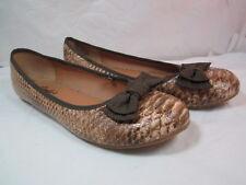 b89ec8a4b9b1 Womens Candie's Animal Print Ballet Flats Shoes Size 10M 1/4