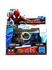 Marvel Minimates Battle-Damaged Spider-Man & Electro Series 56 Amazing Movie New
